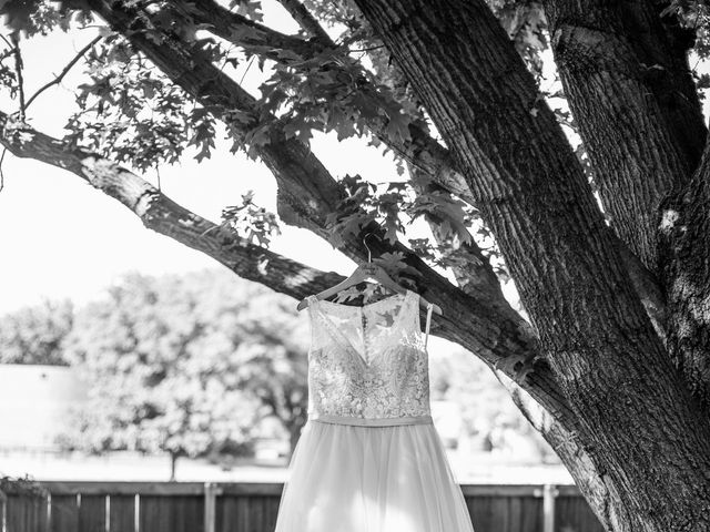 Nicole and Nate's Wedding in Lewisville, Texas 11
