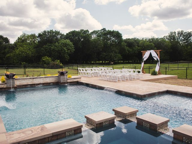 Nicole and Nate's Wedding in Lewisville, Texas 17