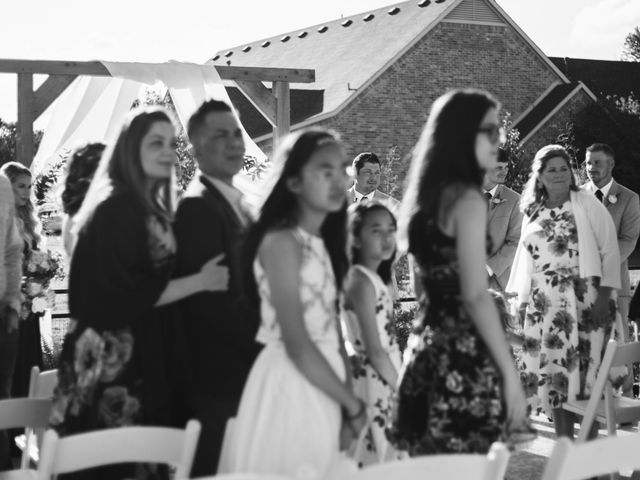 Nicole and Nate's Wedding in Lewisville, Texas 32