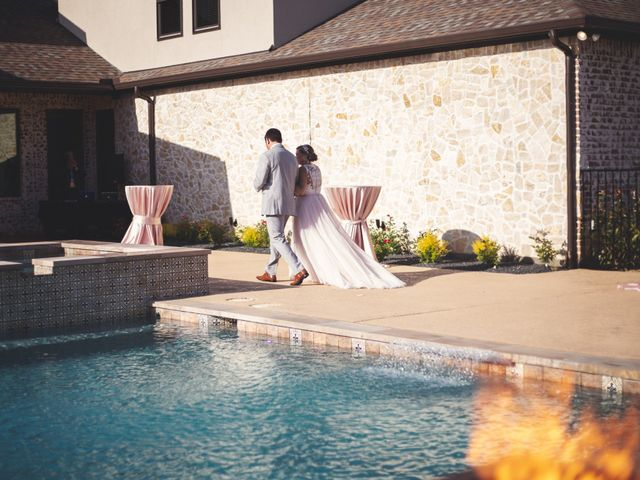 Nicole and Nate's Wedding in Lewisville, Texas 46