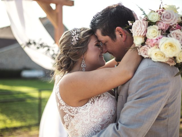 The wedding of Nate and Nicole