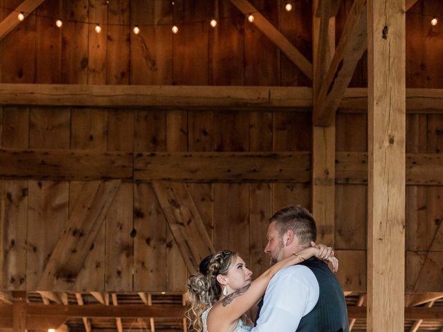 Michael and Mikki's Wedding in Urbana, Ohio 4
