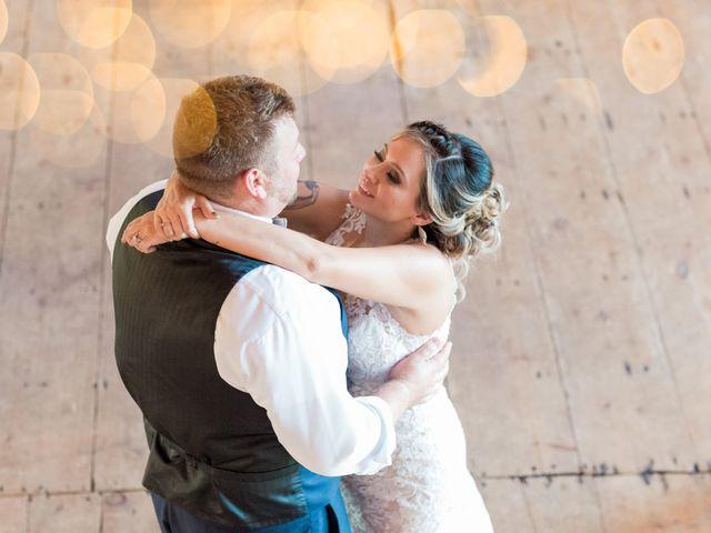 Michael and Mikki's Wedding in Urbana, Ohio 5