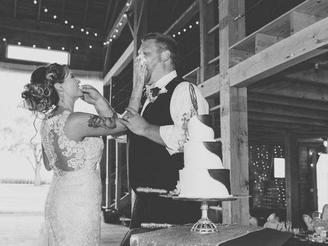 Michael and Mikki's Wedding in Urbana, Ohio 6