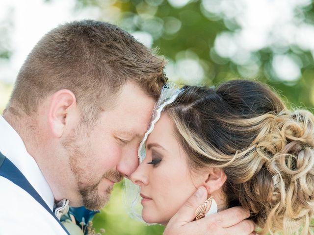 Michael and Mikki's Wedding in Urbana, Ohio 10
