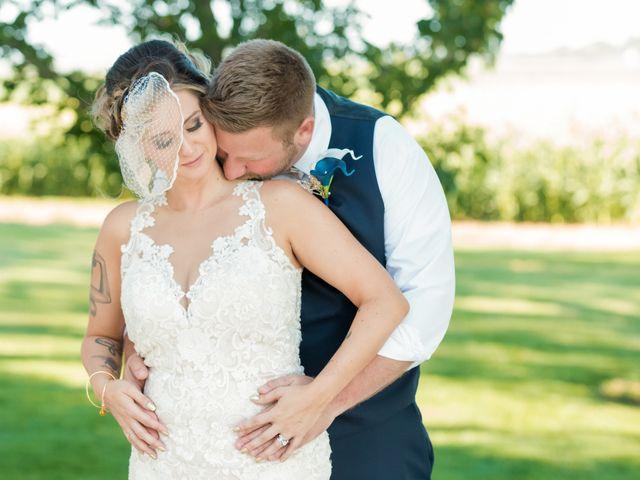 Michael and Mikki's Wedding in Urbana, Ohio 1