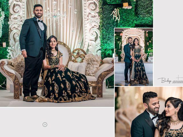 Himesh and Bindya's Wedding in Long Island City, New York 4