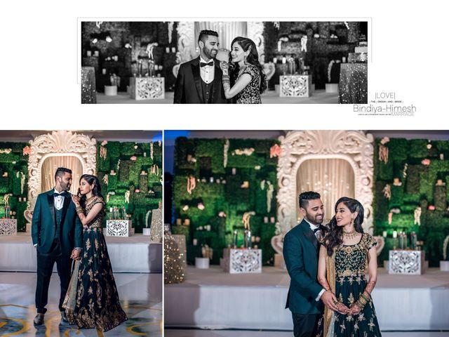 Himesh and Bindya's Wedding in Long Island City, New York 5
