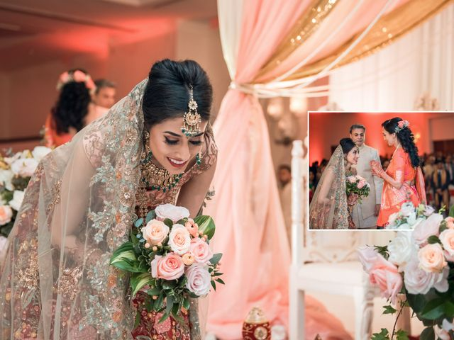 Himesh and Bindya's Wedding in Long Island City, New York 7