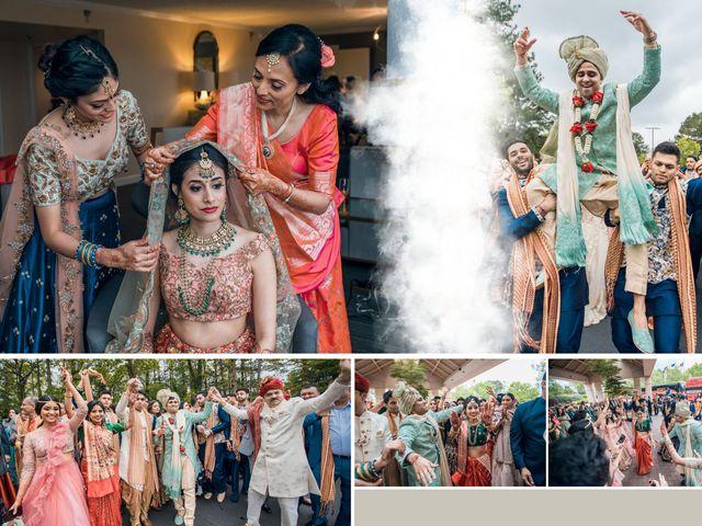 Himesh and Bindya's Wedding in Long Island City, New York 8