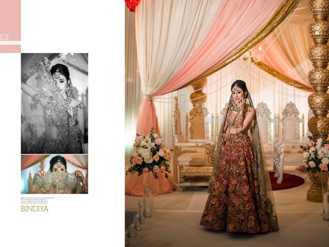 Himesh and Bindya's Wedding in Long Island City, New York 10