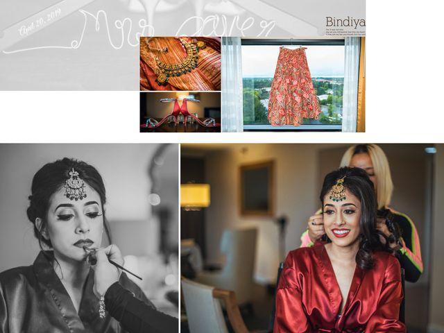 Himesh and Bindya's Wedding in Long Island City, New York 11