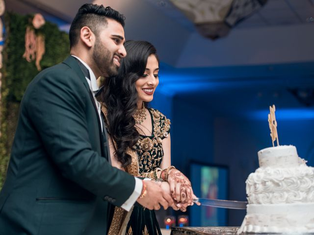 Himesh and Bindya's Wedding in Long Island City, New York 12