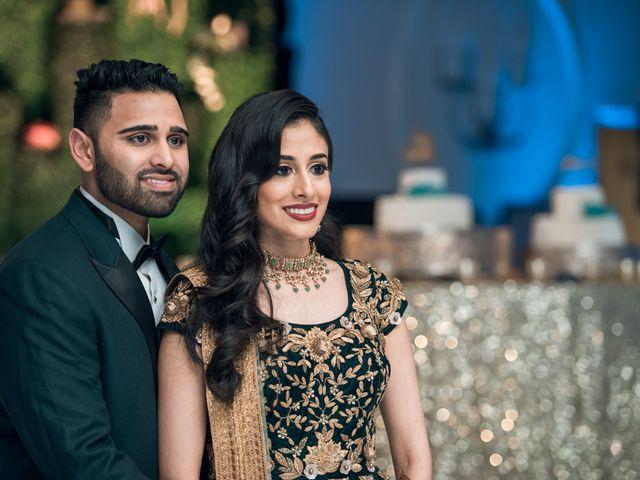 Himesh and Bindya's Wedding in Long Island City, New York 14