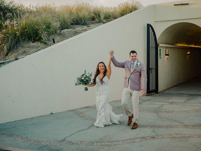 Erica and Michael's Wedding in San Jose del Cabo, Mexico 20
