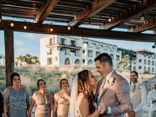 Erica and Michael's Wedding in San Jose del Cabo, Mexico 24