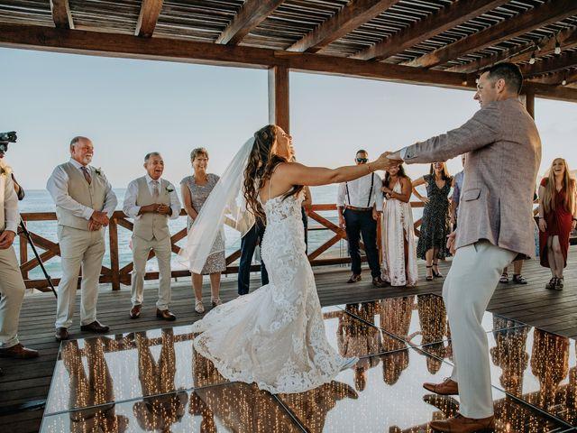 Erica and Michael's Wedding in San Jose del Cabo, Mexico 27