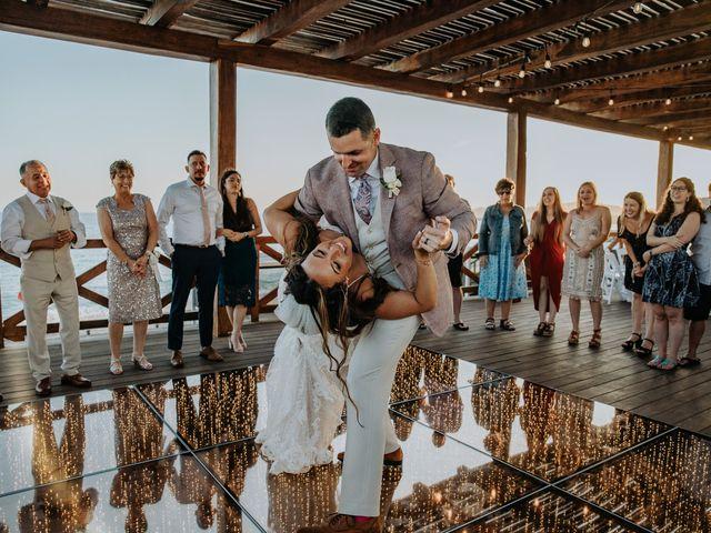 Erica and Michael's Wedding in San Jose del Cabo, Mexico 28