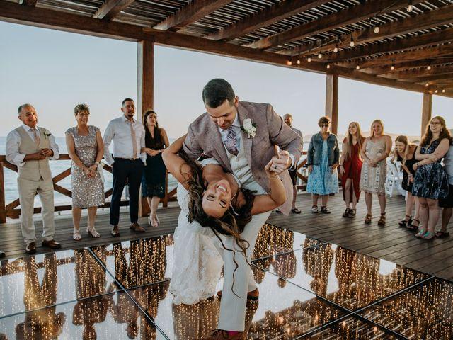 Erica and Michael's Wedding in San Jose del Cabo, Mexico 29
