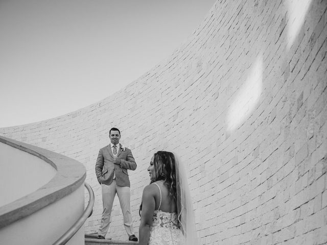 Erica and Michael's Wedding in San Jose del Cabo, Mexico 34