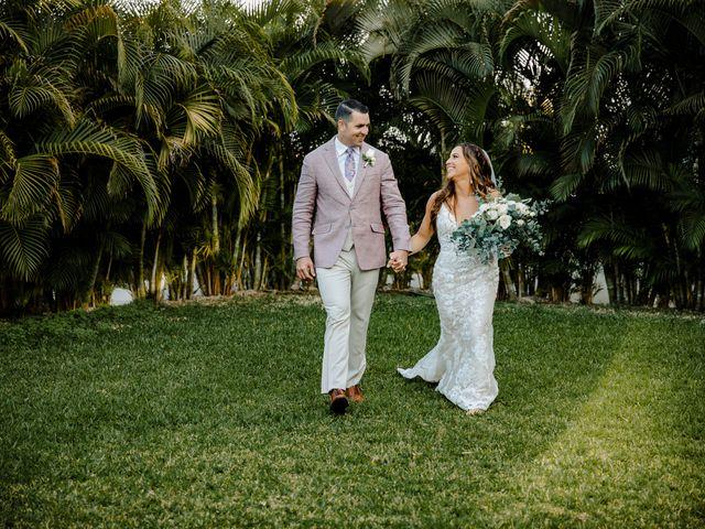 Erica and Michael's Wedding in San Jose del Cabo, Mexico 38
