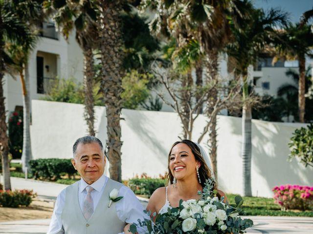 Erica and Michael's Wedding in San Jose del Cabo, Mexico 49