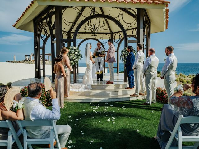 Erica and Michael's Wedding in San Jose del Cabo, Mexico 53