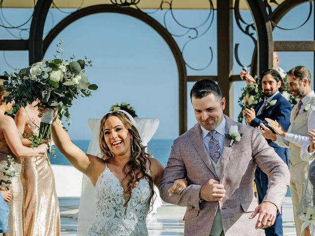 Erica and Michael's Wedding in San Jose del Cabo, Mexico 55