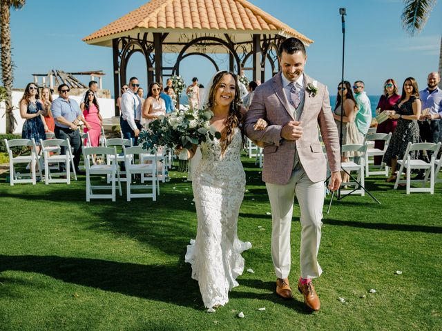 Erica and Michael's Wedding in San Jose del Cabo, Mexico 56