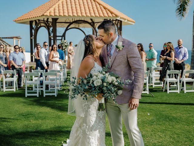 Erica and Michael's Wedding in San Jose del Cabo, Mexico 57