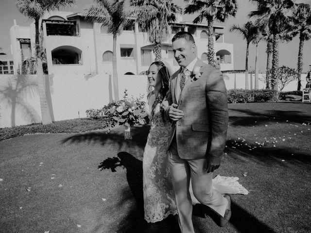 Erica and Michael's Wedding in San Jose del Cabo, Mexico 58