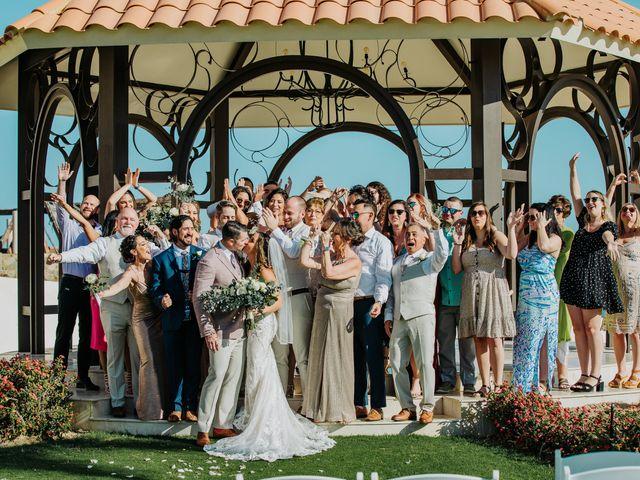 Erica and Michael's Wedding in San Jose del Cabo, Mexico 59