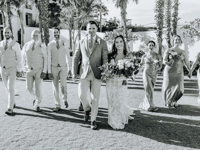 Erica and Michael's Wedding in San Jose del Cabo, Mexico 62