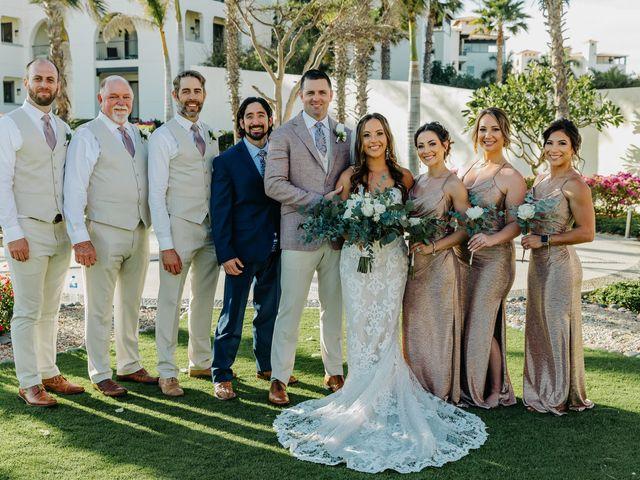 Erica and Michael's Wedding in San Jose del Cabo, Mexico 64
