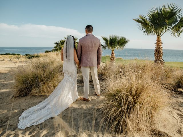 Erica and Michael's Wedding in San Jose del Cabo, Mexico 65
