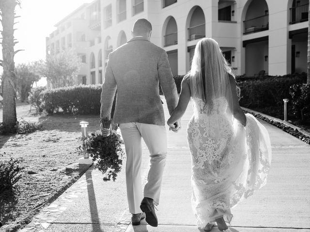 Erica and Michael's Wedding in San Jose del Cabo, Mexico 66