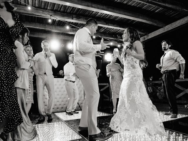 Erica and Michael's Wedding in San Jose del Cabo, Mexico 67
