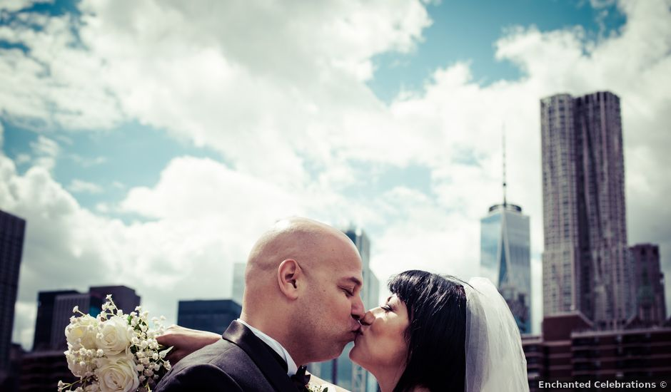 Manuel and Shereen's Wedding in New York, New York