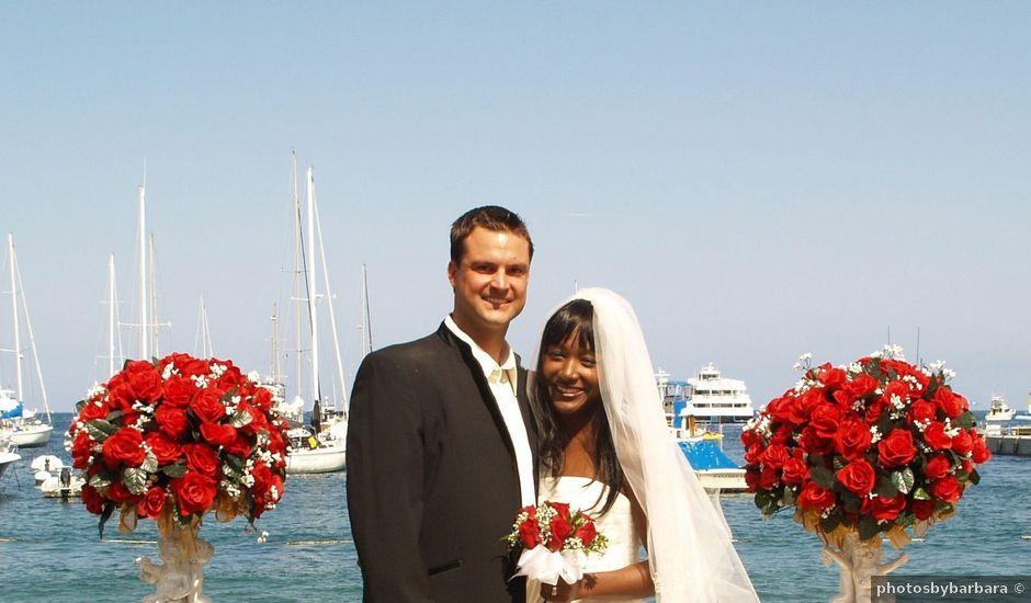Todd and Renata's Wedding in Avalon, California