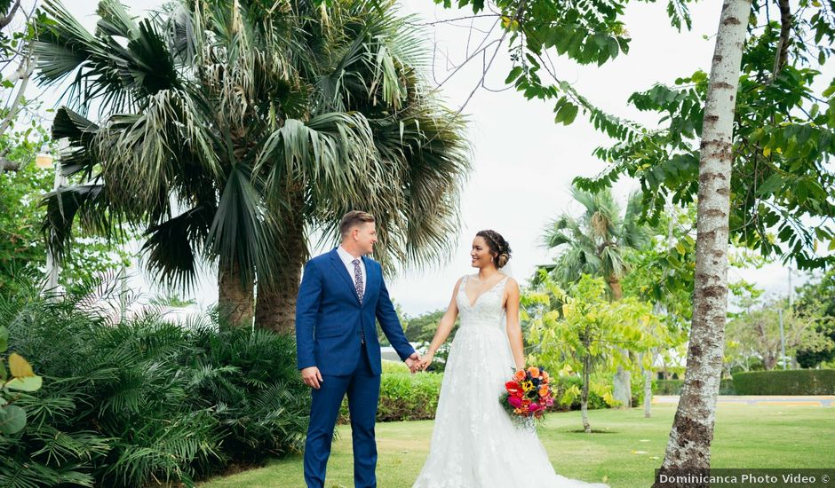 Matt and Katherine's Wedding in Punta Cana, Dominican Republic