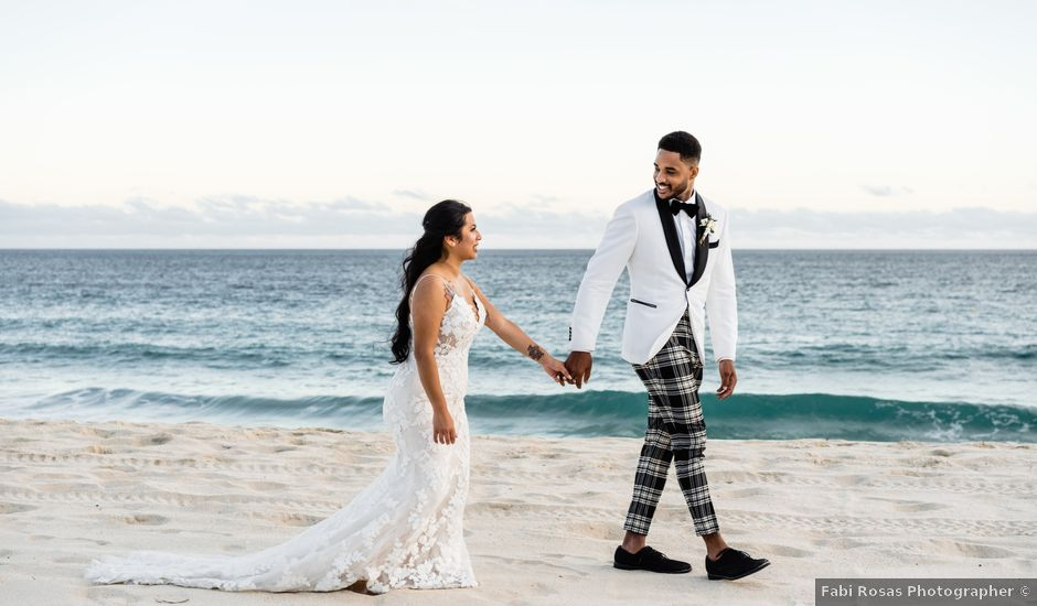Shawn and Alexis's Wedding in Cabo San Lucas, Mexico