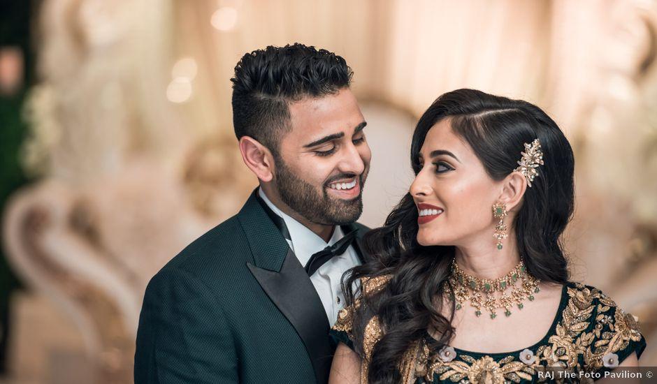 Himesh and Bindya's Wedding in Long Island City, New York