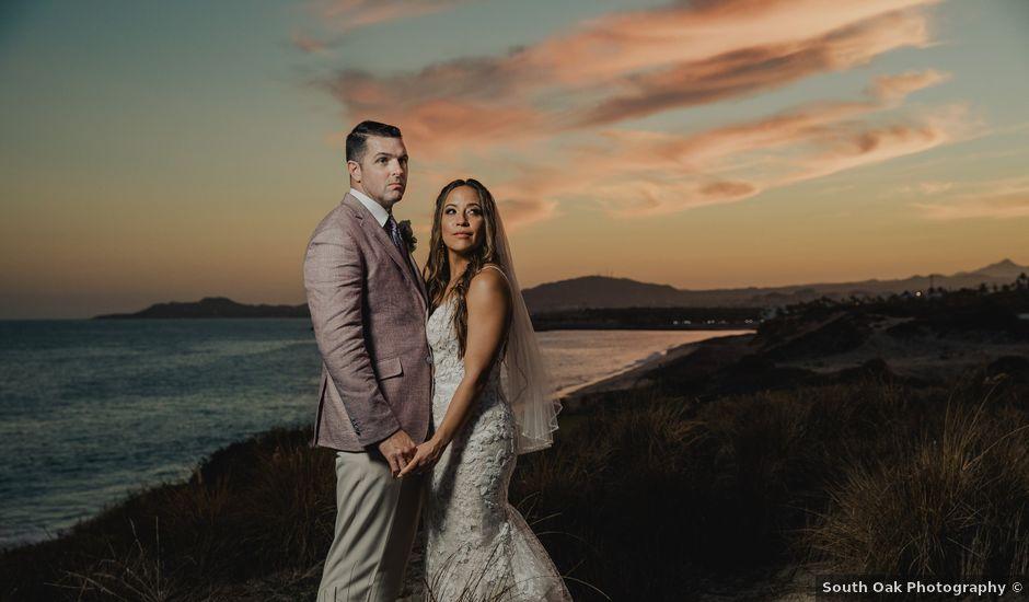 Erica and Michael's Wedding in San Jose del Cabo, Mexico