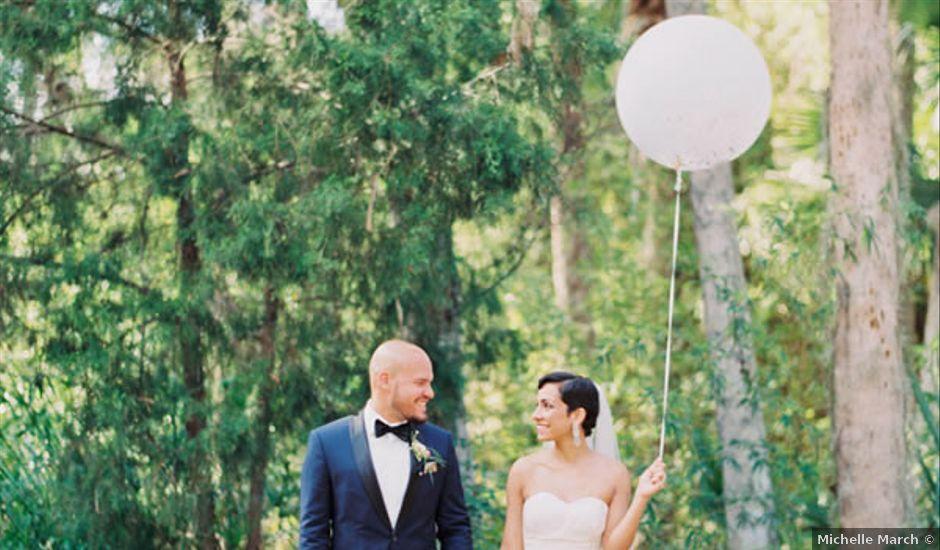 Laudys and John's Wedding in Geneva, Florida