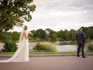 Kevin and Gina's Wedding in Chesterfield, New Jersey 11