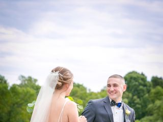 Kevin and Gina's Wedding in Chesterfield, New Jersey 13