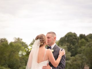 Kevin and Gina's Wedding in Chesterfield, New Jersey 14