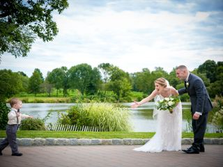 Kevin and Gina's Wedding in Chesterfield, New Jersey 15
