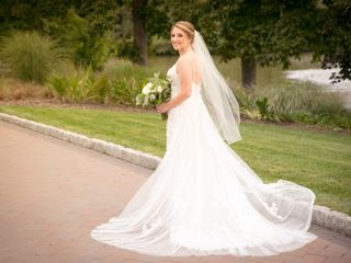 Kevin and Gina's Wedding in Chesterfield, New Jersey 18