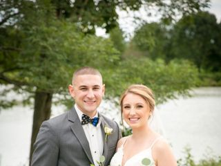 Kevin and Gina's Wedding in Chesterfield, New Jersey 19